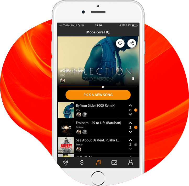 Moozicore - World's first Music Streaming Service on ...